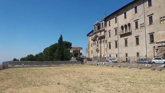 Palestrina Roma Palazzo Colonna Barberini La Terrazza E