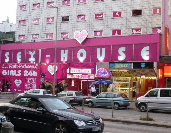 Sex Haus In Hamburg