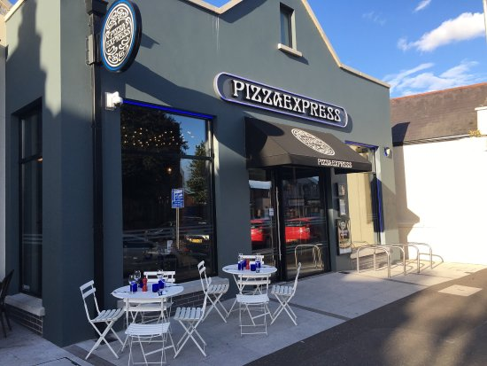 pizza express   pizza place   346 upper newtownards road