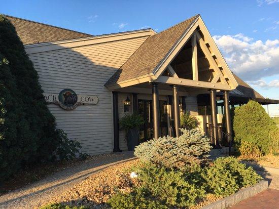 Newburyport, MA: Black Cow Restaurant