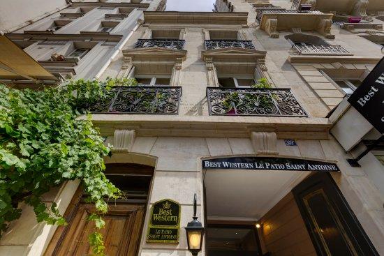 Best Western Le Patio Saint Antoine: Le Patio Saint Antoine - Façade