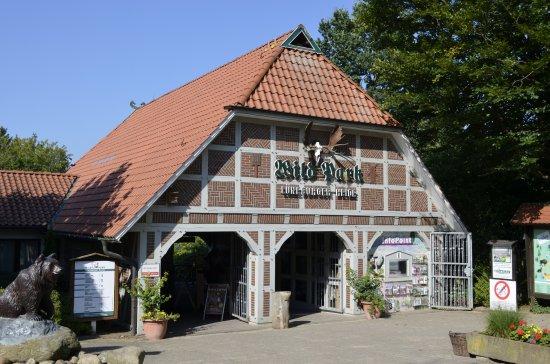 Wildpark Lueneburger Heide