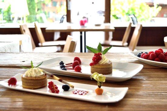 Hotel Baeren: Dessert