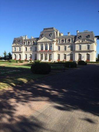 Montbazon, Francia: Chateau d'Artigny