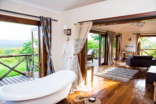 Escarpment Luxury Lodge - Luxury Chalet Views