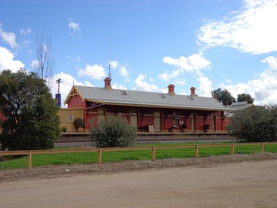 Forbes, Australia: Old Railway Station