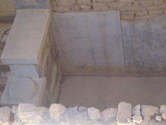 Vasca Da Bagno Marmo : Vasca da bagno del re in marmo bild von phaistos phaestos