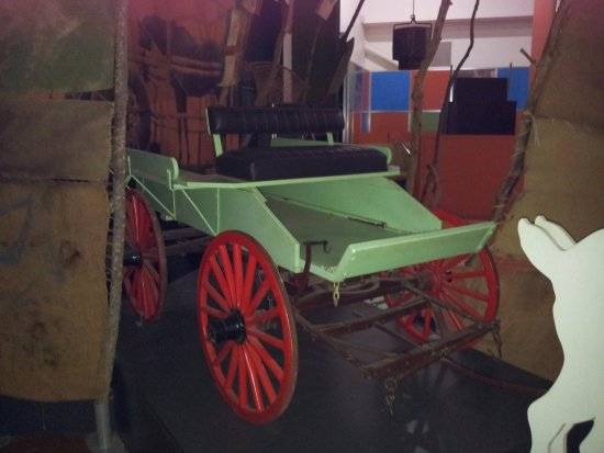 Mount Isa, Australia: Wagon`
