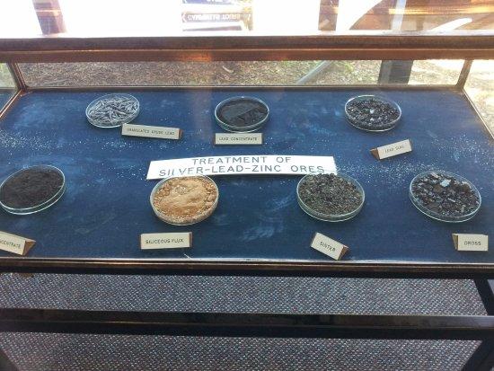 Mount Isa, Australia: Mined products