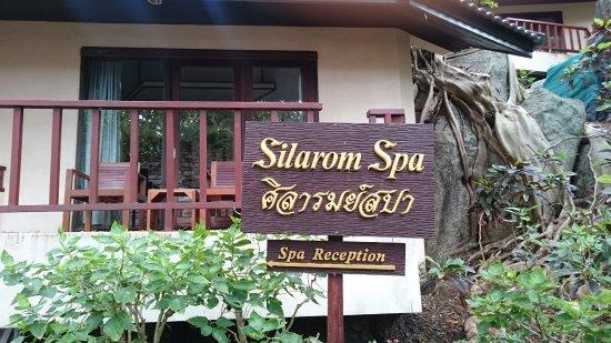 Silarom Spa: 入口です