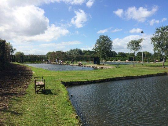 Provincia de Güeldres, Países Bajos: Een aantal van de vijvers