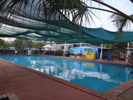 Normanton, ออสเตรเลีย: Pool