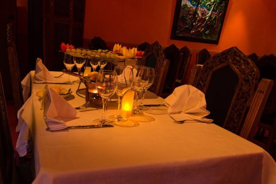 Gaillard, Francja: Restaurant Rameeka