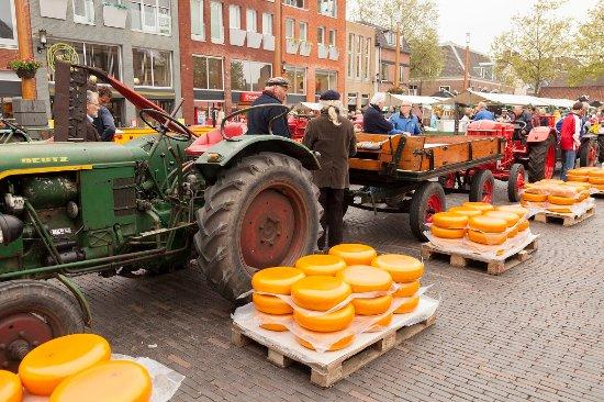 Boerenmarktstad Woerden