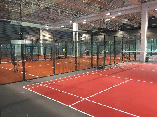 Le Shaft Padel - Badminton