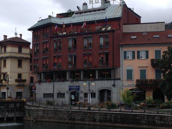Hotel Ristorante Croce Bianca: le croce bianca