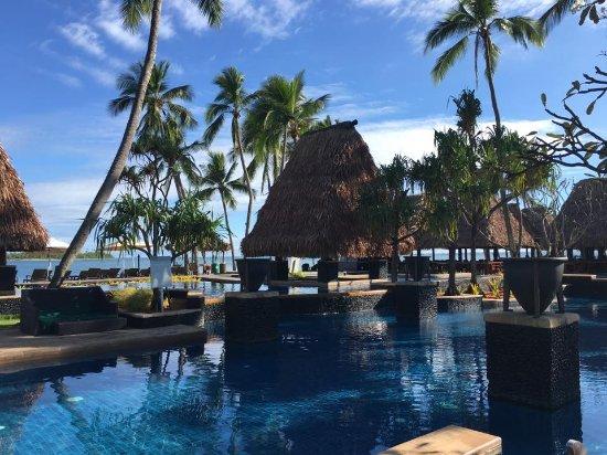The Westin Denarau Island Resort & Spa Fiji: Main pool area