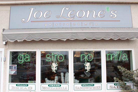 Sea Girt, NJ: Joe Leone's Gastronomia
