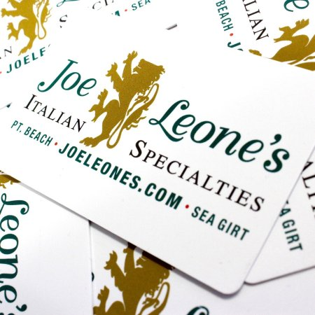 Sea Girt, NJ: Gift Cards Available
