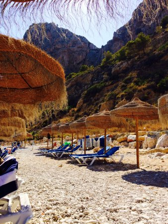 Benitachell, Hiszpania: My perfect day at the beach!