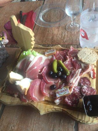 Figari, Francia: Très bon repas