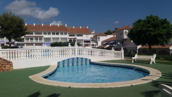 Complejo Al-Andalus: Children's pool