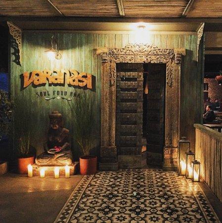 Puerta Varanasi
