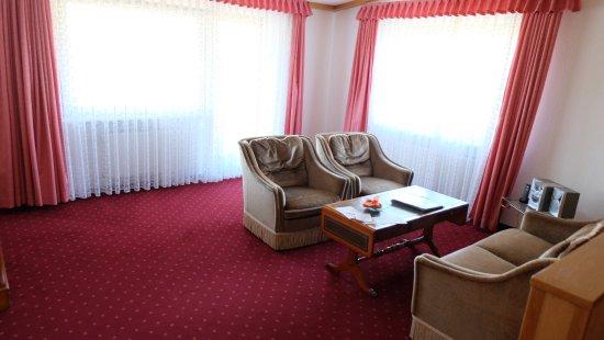 Wellness Hotel Park-Hill: Wohnzimmer
