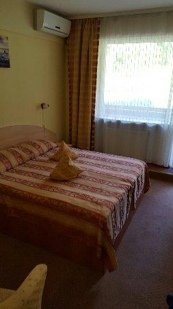 Baile Tusnad, Rumania: Hotel Ciucas