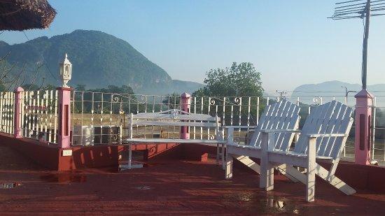 Casa Particular Ridel y Claribel: terrazza panoramica