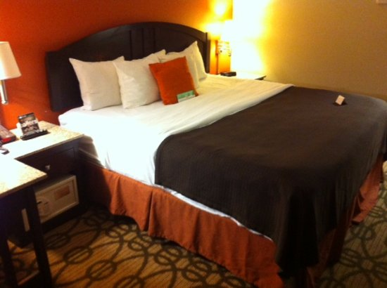 La Quinta Inn & Suites Springfield South : Guest room---amenities were great!