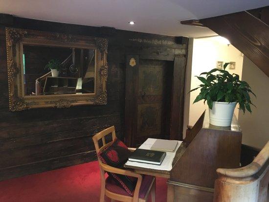 photo6.jpg - Picture of Hotel Landhaus Sonne, Brand ...
