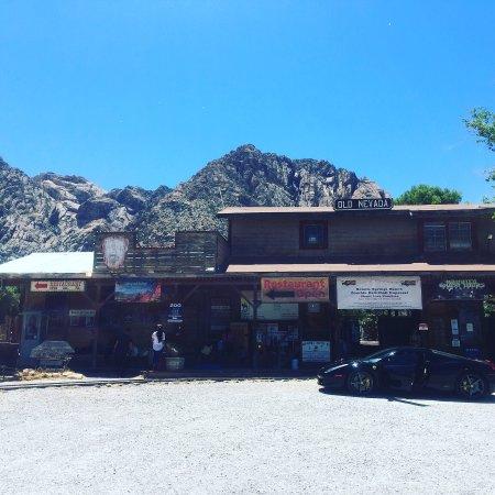 Blue Diamond, NV: Bonnie Springs Old Nevada