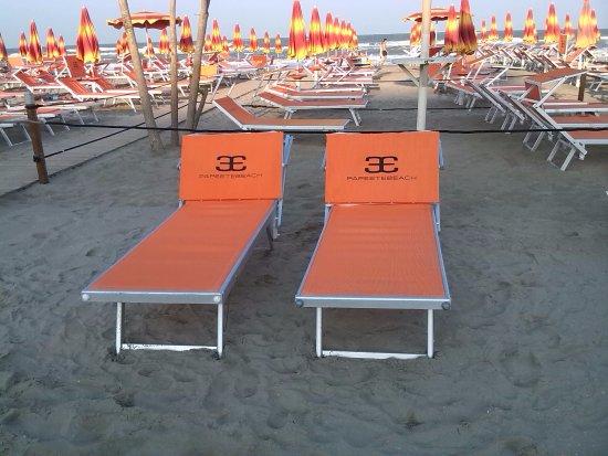 Lettini - Picture of Papeete Beach, Milano Marittima - TripAdvisor