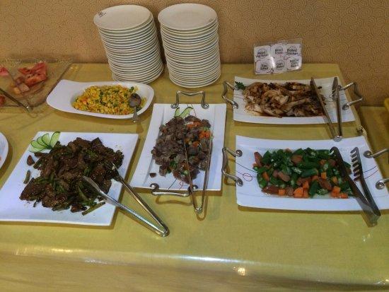 Al Khor, Qatar: Chinese sweets