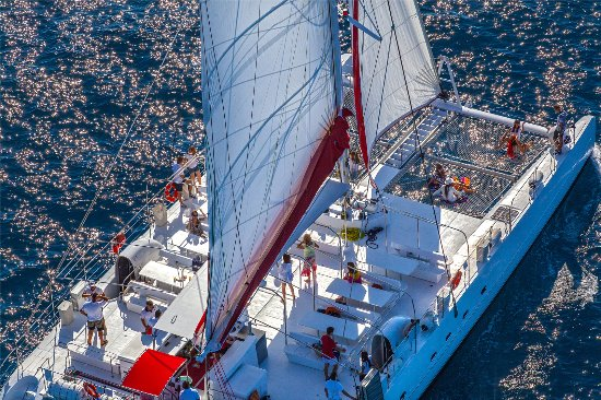 Red Cat Mega Catamaran