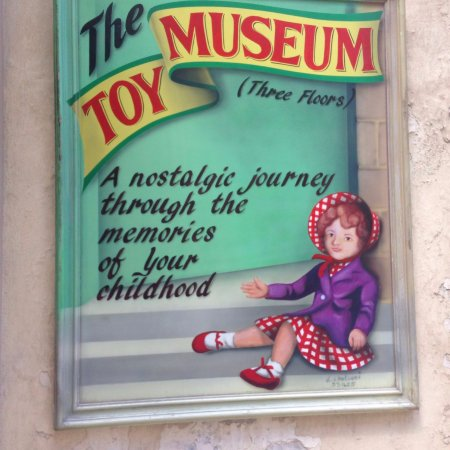 Toy Museum  Valletta: The Toy Museum