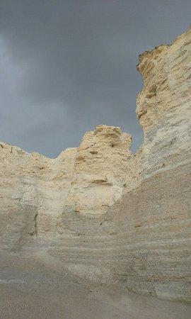 Oakley, KS: Monument Rocks