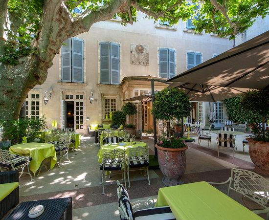 Hotel d'Europe, hôtels à Avignon