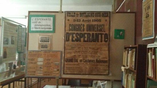 Musée national de l'espéranto (Nacia Esperanto Muzeo)