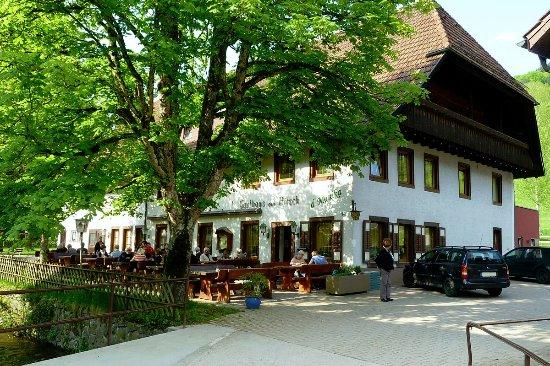 Hausach, Alemania: Gasthaus zum Hirsch