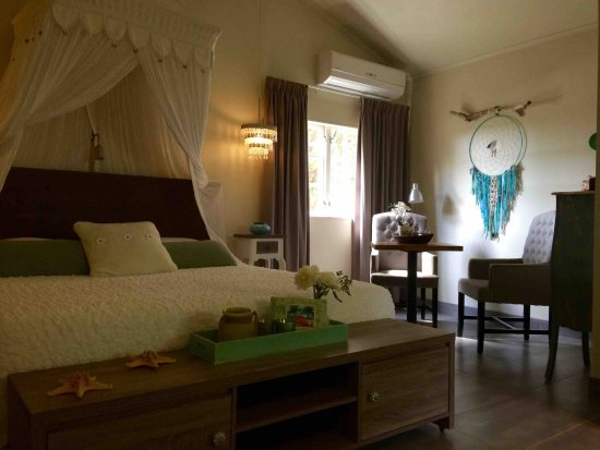 "Bamboo Bali Bonaire Resort: Deluxe cotage ""So happy Together"""