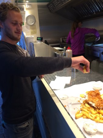 Whartons Traditional Fish & Chips : photo0.jpg