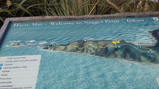 Наггет Поинт: explication site