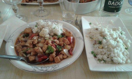 La cuisine chinoise riz individuel et plats partager for Cuisine chinoise