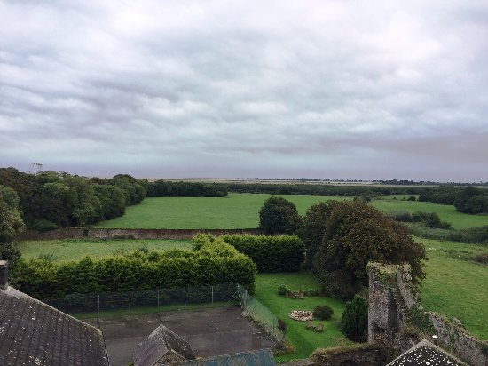 Drinagh, Irlanda: View from the Castle