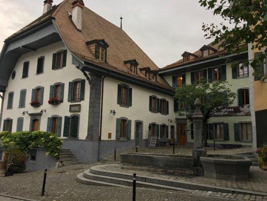 Vieille-Ville de Montreux: Conservatory Of Music