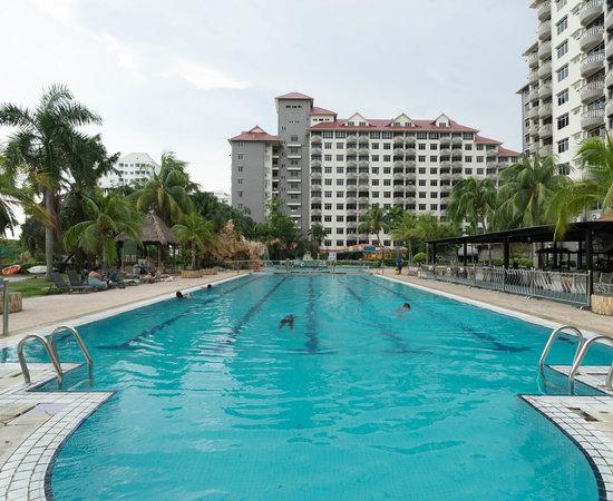 Glory Beach Resort Updated 2018 Hotel Reviews Price Comparison Port Son Malaysia Tripadvisor