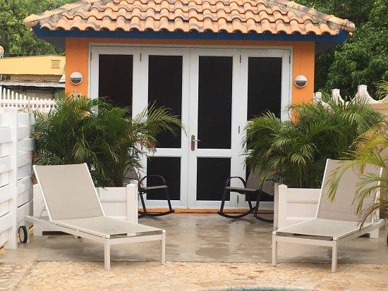 Turtle Bay Inn: Villa Suite and Pool