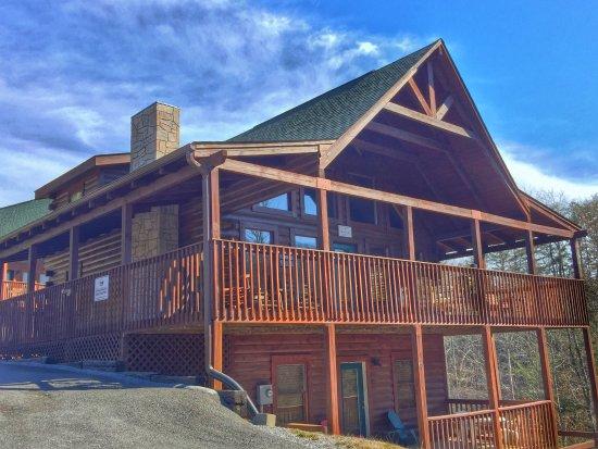 mountain memories 3 bedroom cabin picture of hemlock hills rh tripadvisor com